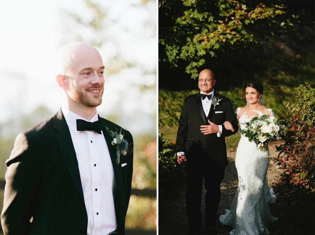 crest center wedding ceremony