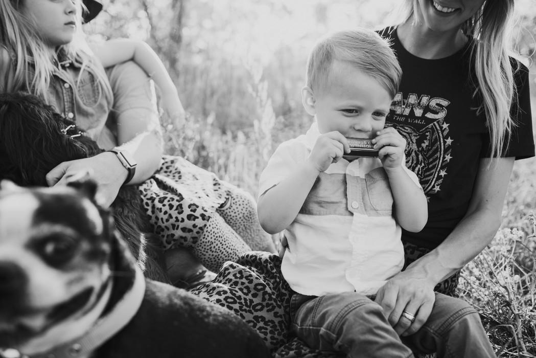 genuine family portraits asheville