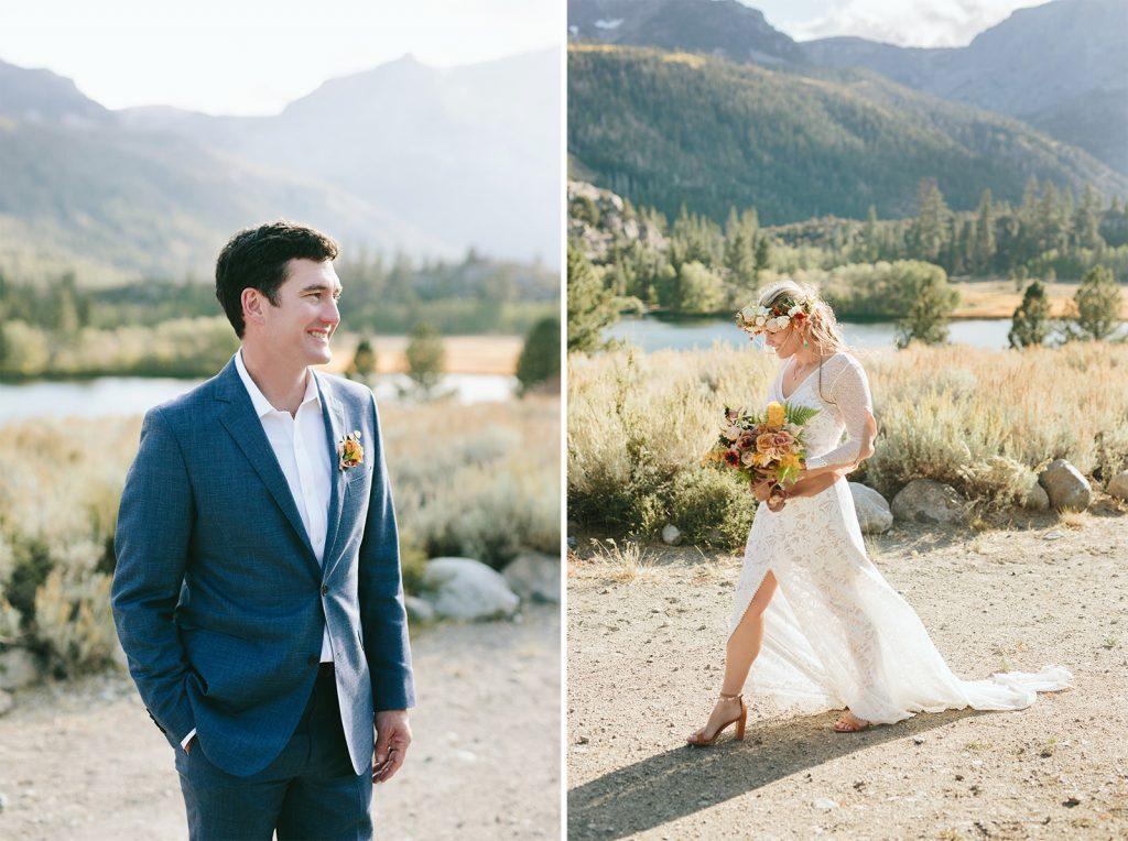 mammoth lakes wedding