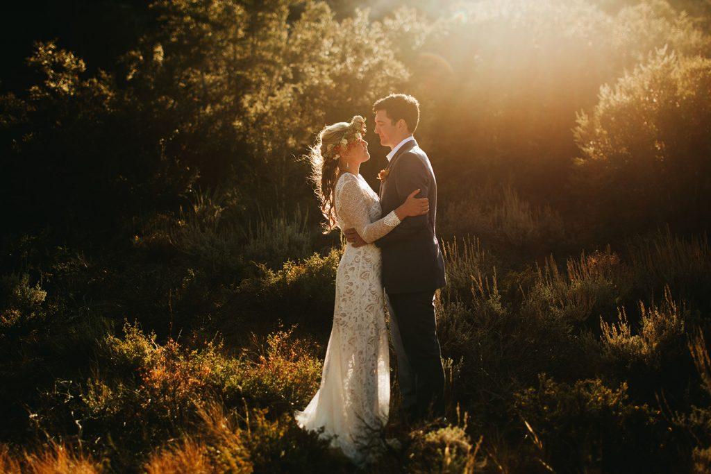 mammoth lakes wedding photos