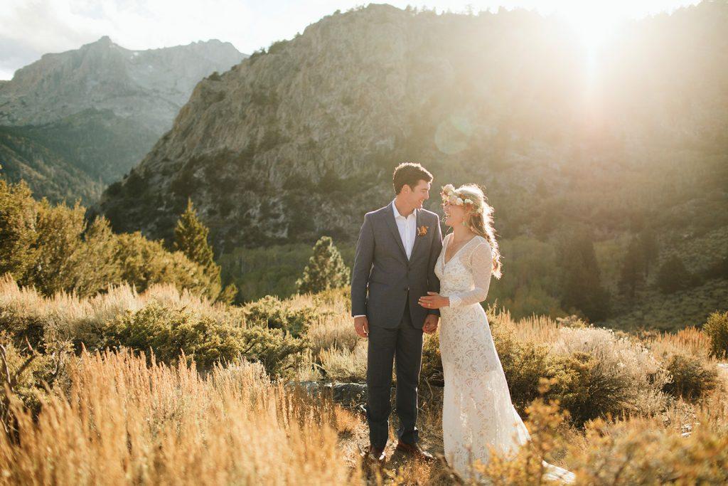 mountain views wedding venue mammoth lakes