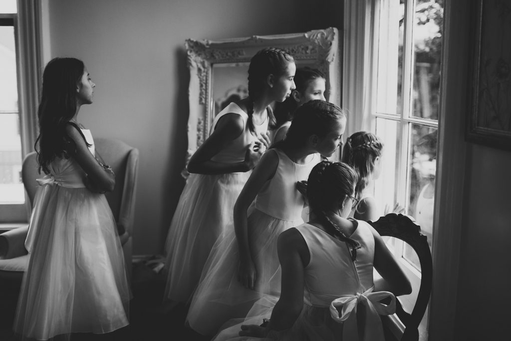 documentary wedding photographer raleigh
