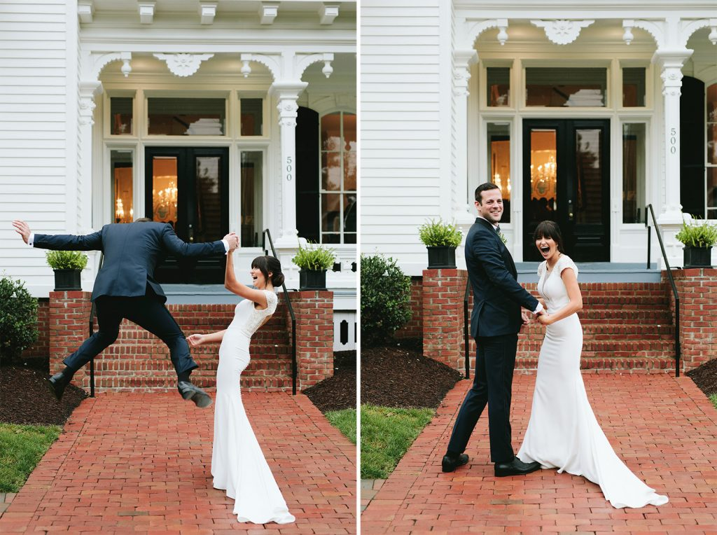 outdoor wedding venues in downtown raleigh