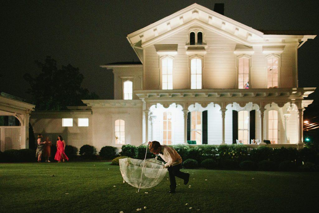 merrimon wynne night wedding