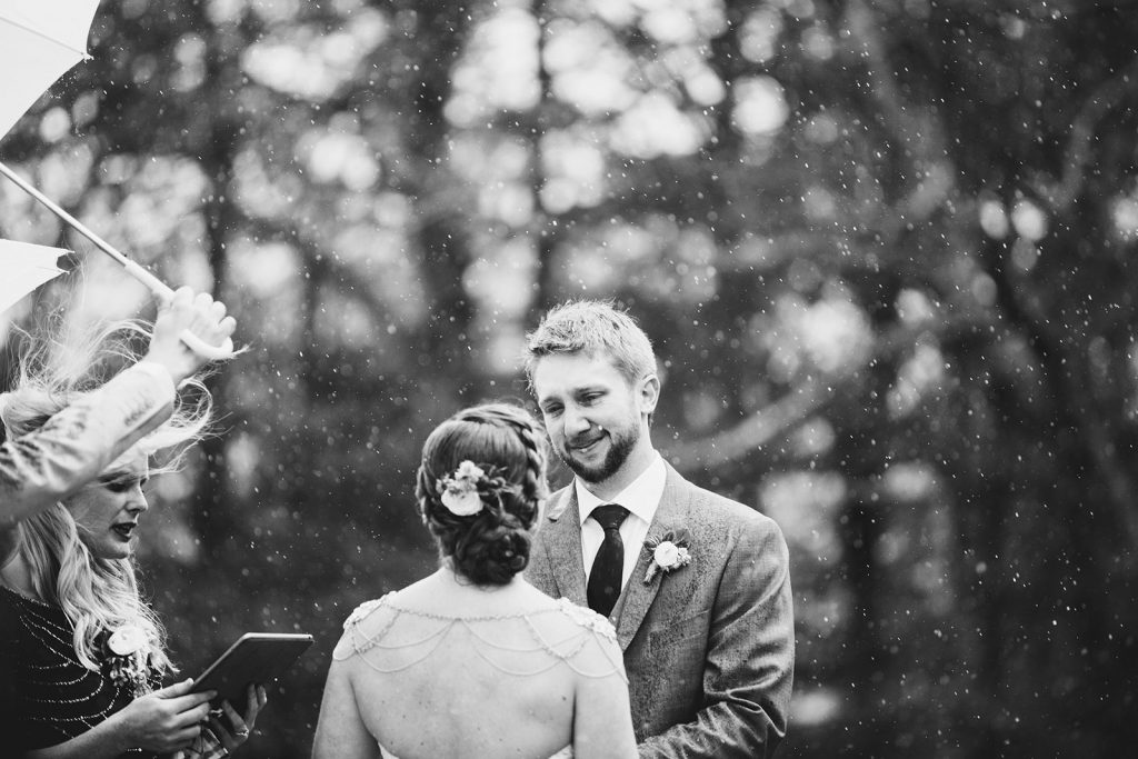 advice for engaged couples when planning a wedding