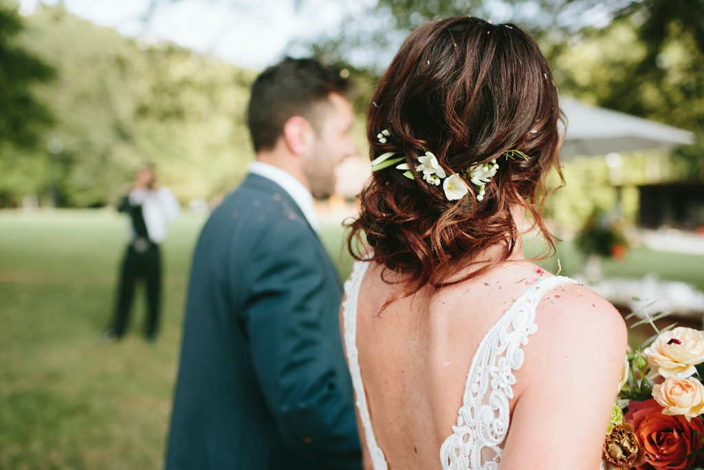 eco confetti weddings