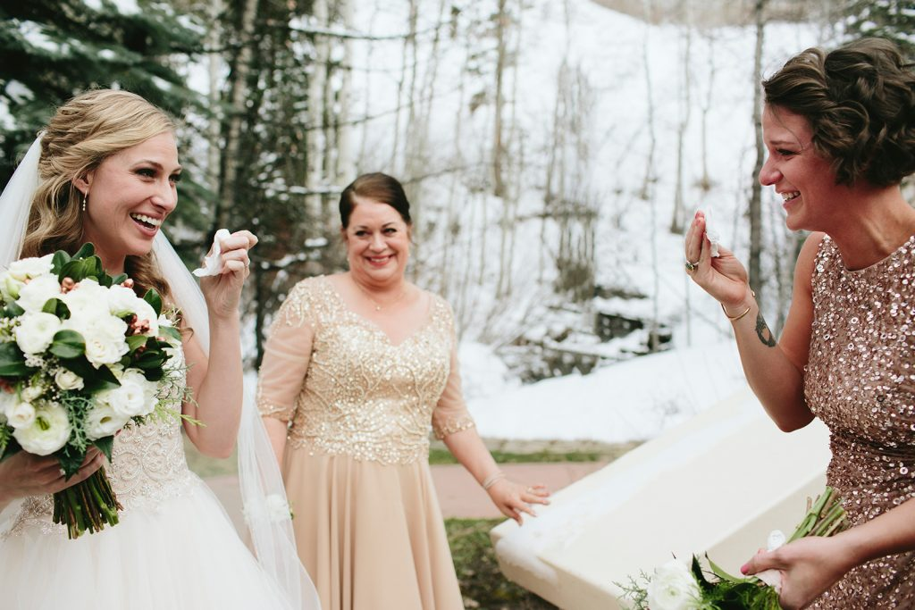 avon colorado wedding photographer