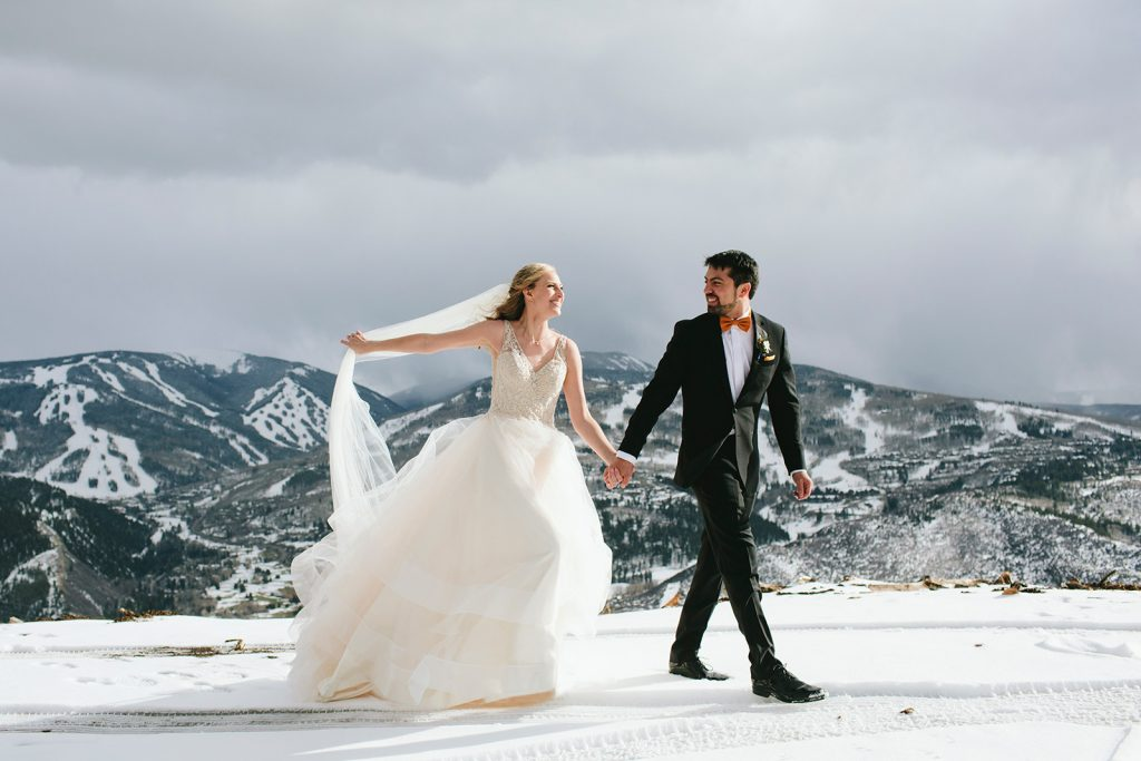 ritz carlton bachelor gulch wedding