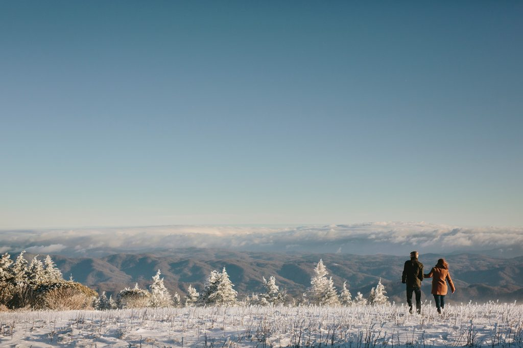 best locations to elope in Asheville nc