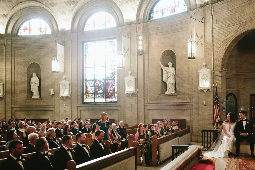 weddings at the basilica asheville