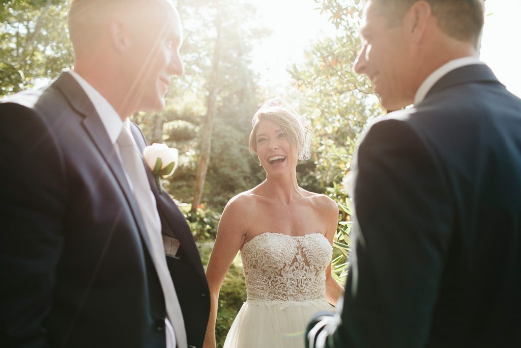 candid wedding photographer asheville