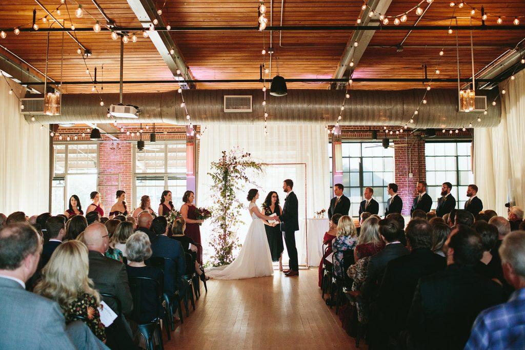 the rickhouse wedding photos