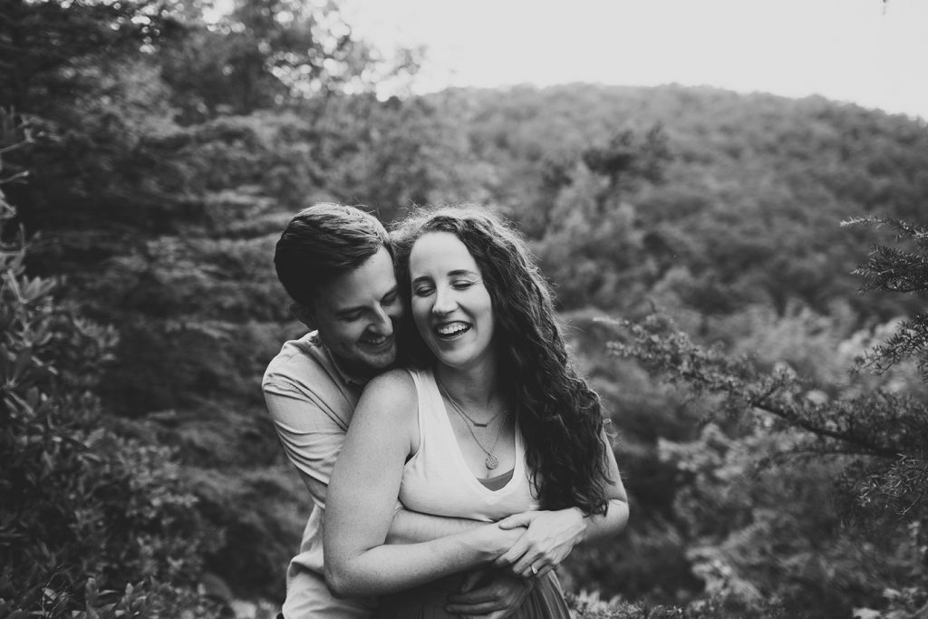 asheville wedding photos