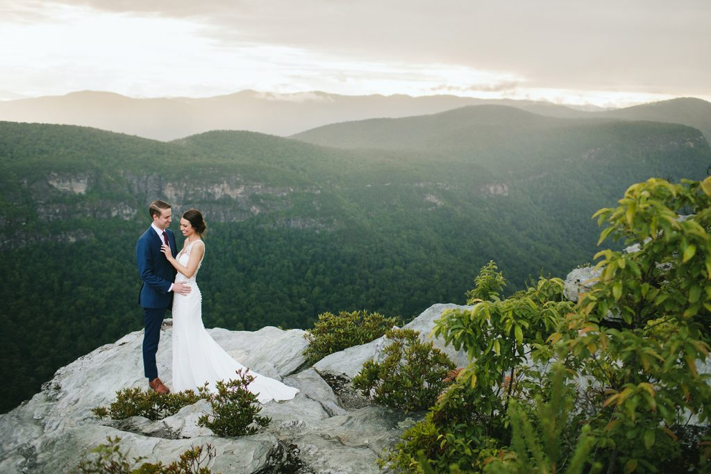 asheville nc elopement photographer