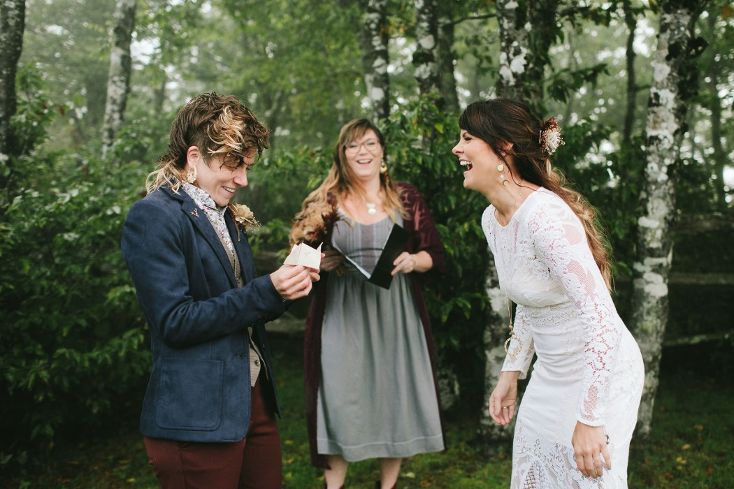 inclusive wedding photographer in asheville