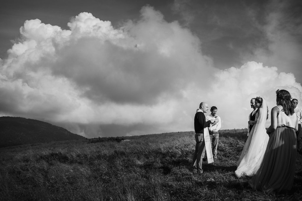 roan mountain elopement