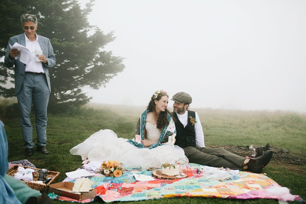best elopement photographers in asheville