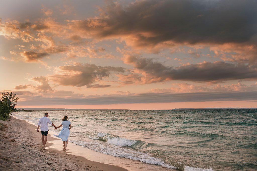 northern michigan wedding photographer