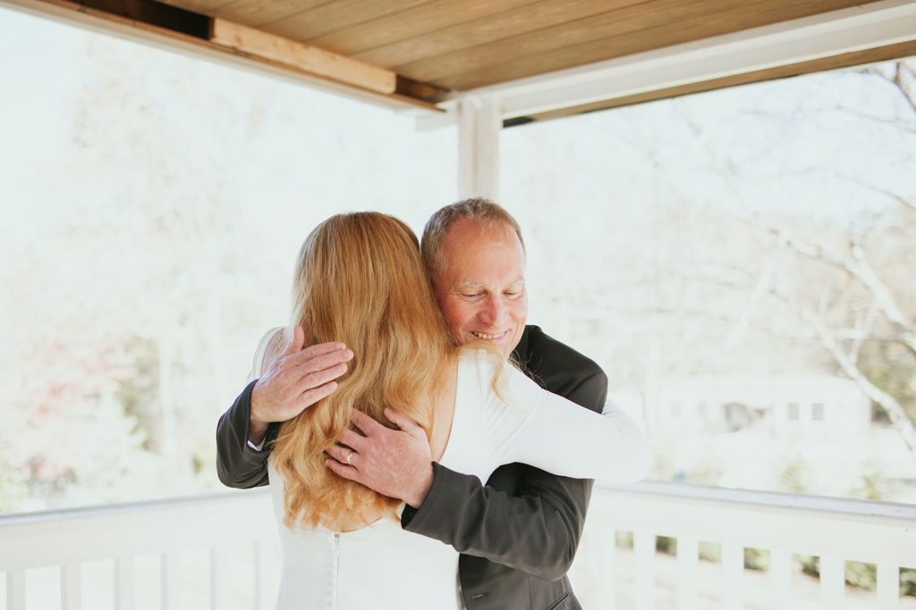 knoxville documentary wedding photographer