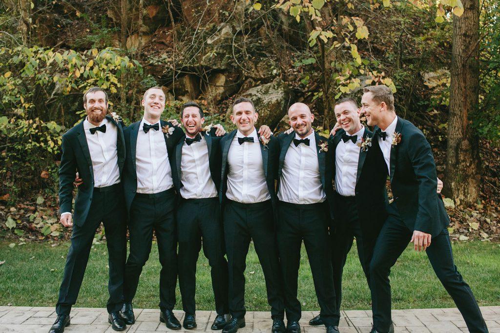 groomsmen tux ideas