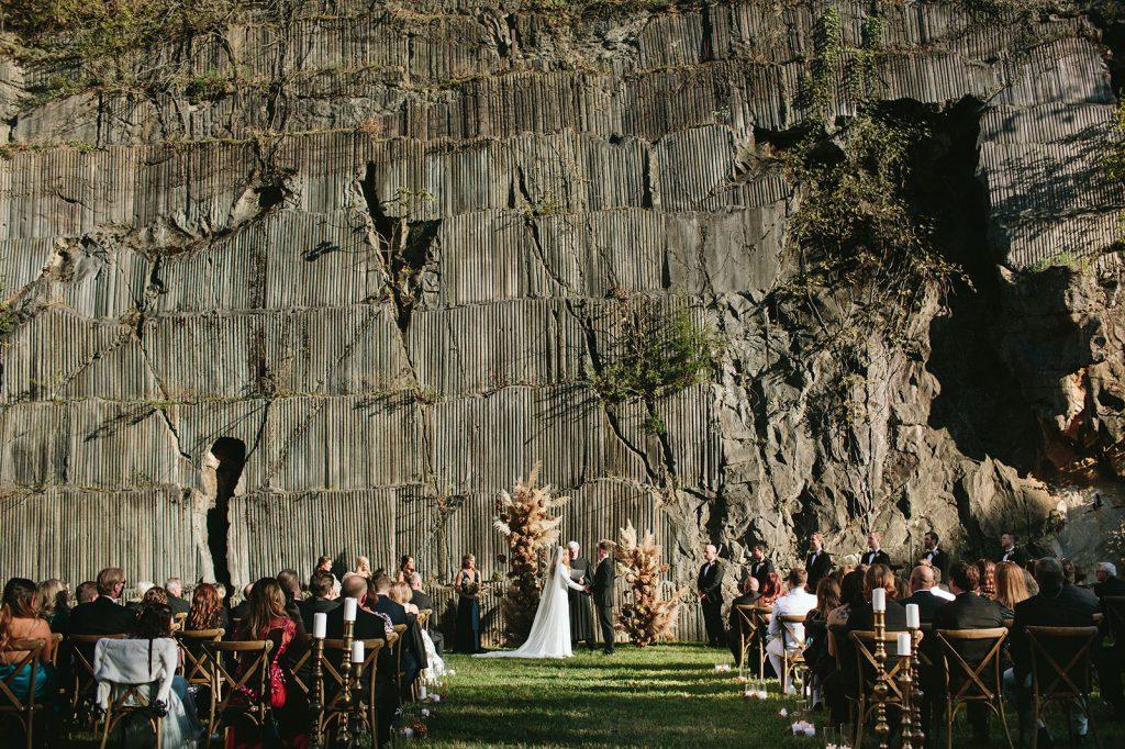 unique outdoor wedding venue in knoxville